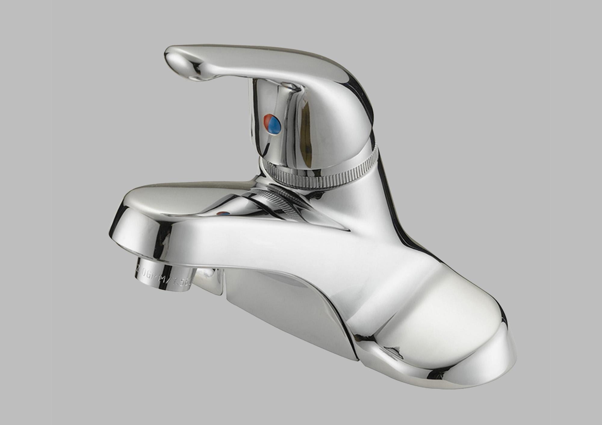 LessCare Bathroom Faucet Model LB2C JACKS Building